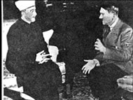 Husseni and Hitler in Berlin